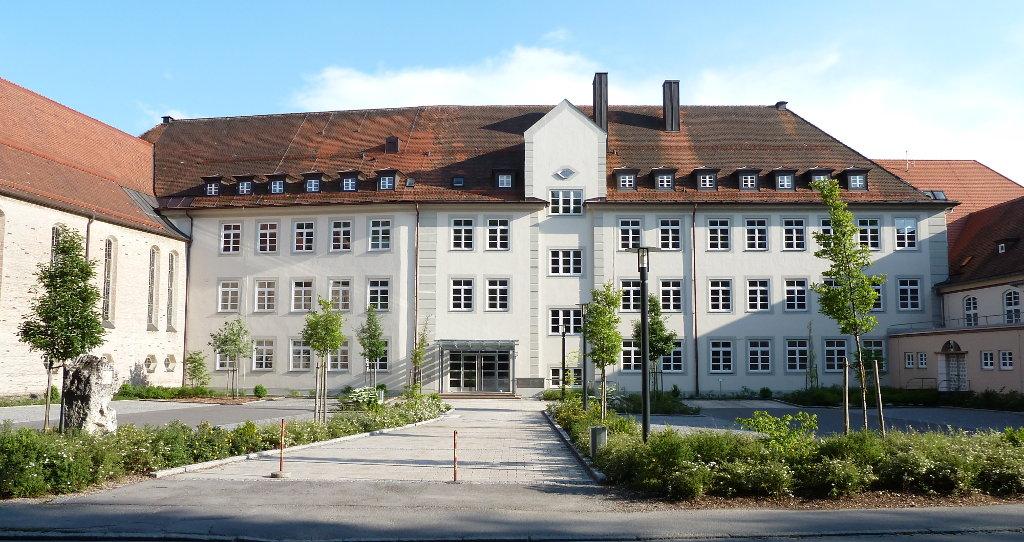 Marien-Gymnasium Kaufbeuren, (c) Klaus Müller